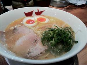 角のスープ